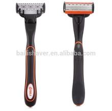 High quality system shaving razor