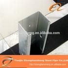 Top supply gi c channel/c shaped steel channels