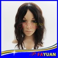 Fayuan, nuevo, 2015, cabello humano al por mayor, peluca para mujeres negras