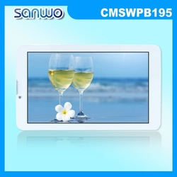 7 inch Mini Tablet PC WCDMA TFT LCD MTK6572 Dual-Core 1.2Ghz 1GB/16GB Android4.2 Tablet CMSWPB195