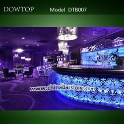 Top quality high gloss curved led light bar/color curved led light bar