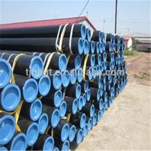 API 5L/ ASTM A53 Gr.b ERW carbon steel pipe