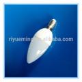 E14 led vela de 4w bulbo 5w/bombilla led de luz 220v/e27 llevó la luz de la lámpara