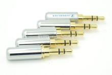Wlx 3.5mm Gold-plated Plug Headphone Plug