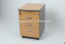 Melamine office file cabinet drawers/ Pedestal for sale