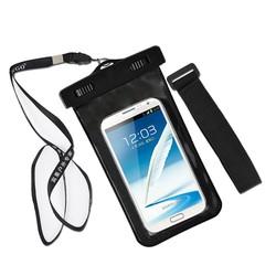 Custom high quality waterproof beach bag for cell phone