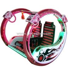 amusement park items amusement plush kiddie rides/happy car ii