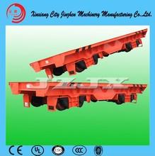 xinxiang jinzhen famous mark 5ton 10ton 20ton kpt electric flat carriage for slae