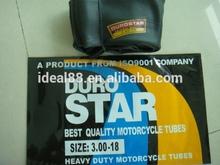 80/90-17 250-17 Butyl Inner Tube Motorcycles