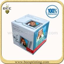 vendita calda pieghevole scatola di carta di imballaggio per fotocamere digitali protezione dello schermo