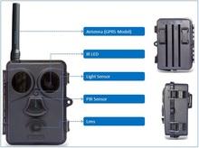 wifi battery operated outdoor wireless security camera,brand Loreda