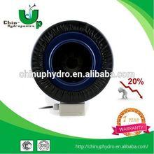 air duct fan/inline ventilator/grow tent carbon filter inline fan