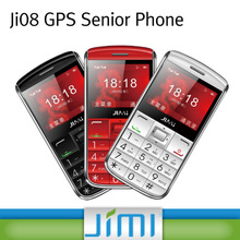 JIMI hottest GPS Senior Phone GPS+LBS Dual Positioning speed dialing sos JI08