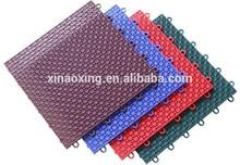 Professional Manufacturer, SUGE Outdoor Indoor Sports Court Interlocking Plastic Flooring