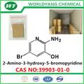 2- amino- 3- hidroxi- 5- bromopyridine 39903-01-0