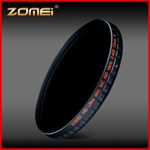 Professional manufacture neutral density filter fader ND 2 -400 for SLR camera