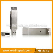 metal different shape usb pen drives