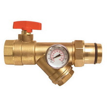 Alibaba china hot-sale equal shape brass ball valve