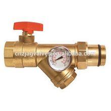 Alibaba china hot-sale equal shape brass ball valve