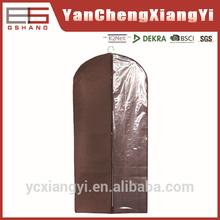 Men use new arrvial korea style flexible suit cover bag
