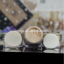 Natural oil-control silky loose powder
