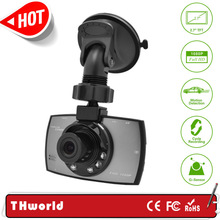 "1080P 2.7"" HD TFT LCD Vehicle In Car Dash Camera Video Register Recorder DVR Cam"