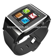 Hot sale 2015 Bluetooth U8 Android LED waterproof China lady Smart Watch Android bluetooth watch