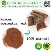 100%natural plant extract Ruscus aculeatus ext