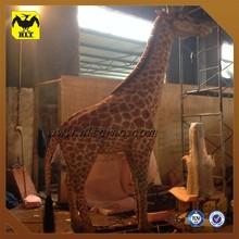 HLT Park life size Giraffe animatronic animals