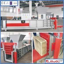 High briquetting ratio compactor press pack