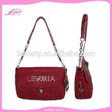 Fashionable new hottest selling shouler handbag leather/mature woman bag