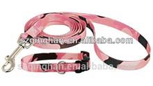 custom durable polyester leash smart dog leash
