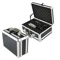Sports Aluminum Two Pistol Gun Case/Gun Storage carrying case