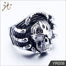 2015 New product Custom Piercing Ring