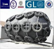 pneumatic boat rubber fender