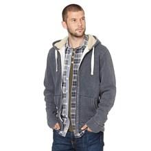mens thick zip up blank hoodies wholesale
