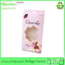 Special fold custom stocking paper packaging box