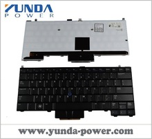 New Brand Replacement Laptop Keyboard for DELL Latitude E4310 BLACK(Backlit,With Point stick)