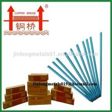 300-400mm length aws e 6013 mild steel welding electrodes 3.2mm