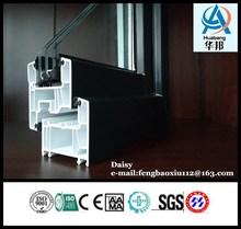 plastic company upvc profile for plastic windows and doors