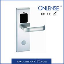Digital supply electric panel door lock for hotel