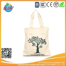 durable canvas shopping bag