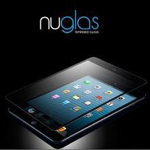 NUGLAS bottom price hot-sale transparent screen protector for ipad 5