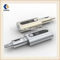 High Quality !!! Karass original product 510 thread e cig 4400mAh battery mechanical mod e cigarette