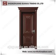 Main Door Design Solid Wood Entry Door Mahogany Solid Wood Door