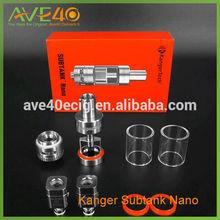 Organic Cotton Coil Head Kanger Subtank Nano 3ml sub tank nano