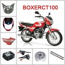 BAJAJ BOXER CT100 motorcycle spare part Disc Brake & Voltage Regulator & Piston & Crankshaft