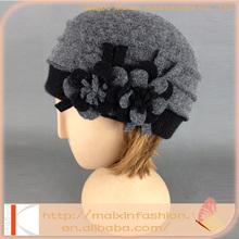 New Style Promotional Customized full logo soft winter ski knit hats