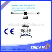 3D wheel aligner equipment used auto repair equipment