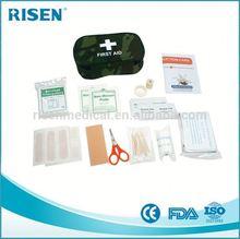 military first aid supplies